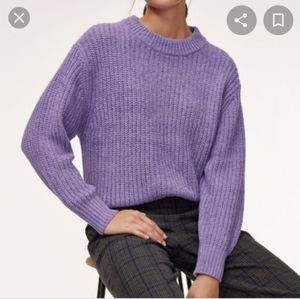Wilfred Salette sweater